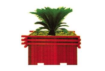 简单结构的防腐木构应用特点