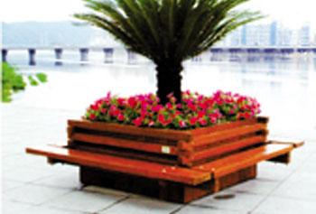 景观木构防腐木材与普通木材的使用区别