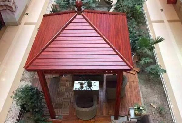 园林建筑小品在园林中的应用及功能